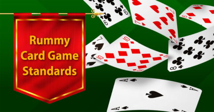 Rummy Card Game Standards