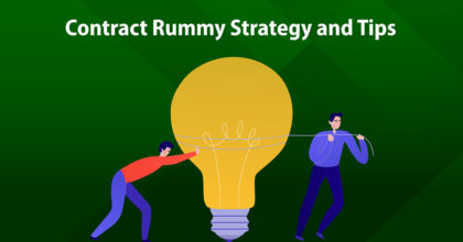 Contract Rummy Strategy and Tips