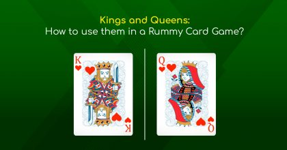 King and Queen Cards